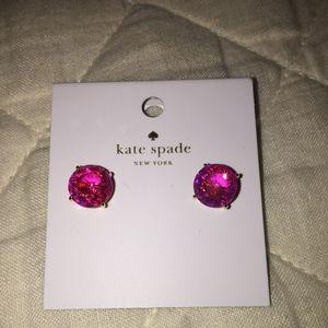 NWT Kate Spade Gumdrop Earring